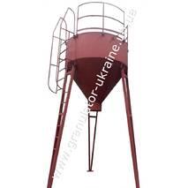 Бункер накопитель линии гранулирования ОГМ-1,5 (НОВЫЙ)