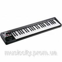 Roland A49BK мидиклавиатура, 49 динамических клавиш