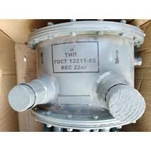 Холодильник водо-водяной к двигателю 3Д6, Барнаултрансмаш