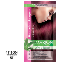 Відтіночний шампунь Marion Color, 40 мл (16 відтінків) купити в Черкасах
