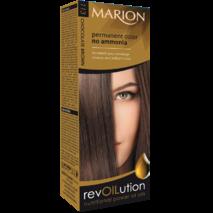 Фарба без аміаку з поживними маслами Marion Revolution 40 мл (10 відтінків) купити в Полтаві