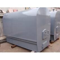 Котел водотрубный водогрейный КОВС-100