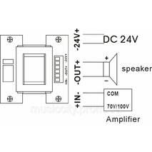 Регулятор громкости ITC T674