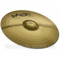 "Тарілка для барабанів Paiste 101 Brass Crash 16"""