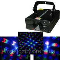 Лазер BIG BE RGB Gobo Spiral