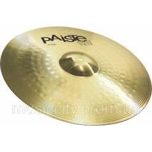 "Тарілка для барабанів Paiste 101 Brass Ride 20"""