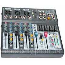 Emiter - S AM - 502fx пульт мікшера, 1 (3) моно   2 стерео каналу