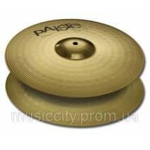 "Набір тарілок для барабанів Paiste 101 Brass Hi - Hats 14"""