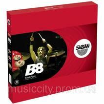"Набір тарілок для барабанів Sabian B8 First Pack 13"" 16"""