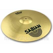 """Тарілка для барабанів Sabian SBr Crash/Ride 18"""""""