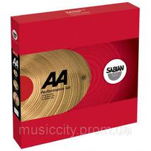 Набір тарілок для барабанів Sabian AA Performance Set