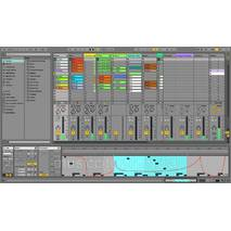 Ableton Live 9 Suite Edition UPG from Live Intro ПО для цифровой звукозаписи