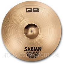 """Тарілка для барабанів Sabian B8 Rock Ride 20"""""""