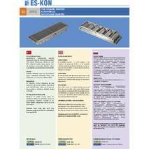 Вентиляційні решітки EYP-U