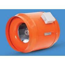 Круглі канальні вентилятори EA 125