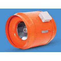 Круглі канальні вентилятори EA 160