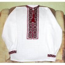 Сорочка вишиванка для хлопчика ручна робота