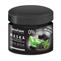Маска для волосся з активованим вугіллям Hair mask with activated carbon, 300 g