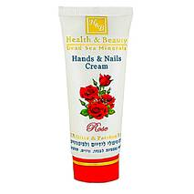 Крем для рук и ногтей Роза Health & Beauty Hand and Nail Cream Rose