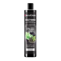 Кондиціонер для волосся з активованим вугіллям Hair conditioner with activated carbon, 250 ml