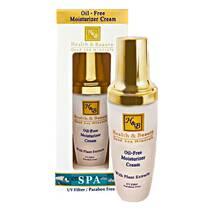 Знежирений зволожувальний крем для комбінованої та жирної шкіри Health & Beauty Oil Free Moisturizer Cream 50 мл.