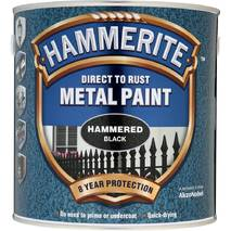Фарба Hammerite антикорозійна графітова 0,7л. Akzo Nobel