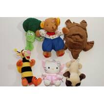 Іграшки м'які секонд купити недорого