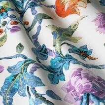 Тканина в стилі прованс  квіти