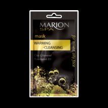 Разогревающая-очищающая маска для лица, 7,5 мл