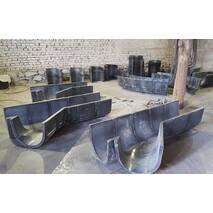 Жолоби базальтові для каналів ГЗУ