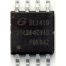 Мікросхема 25lq64cvig