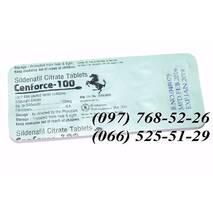 Виагра 100 мг Дженерик Cenforce 100 мг Cилденафил цитрат 10 табл.