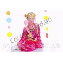 Карнавальний костюм Східна Красуня в малиновому кольорі