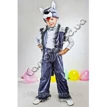 Карнавальний костюм Вовка