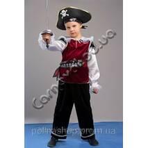 Карнавальний костюм Пірат-розбійник   104