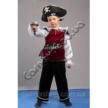Карнавальний костюм Пірат-розбійник   128
