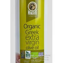 """Оливковое масло первого отжима"""" MINERVA"""" органик (0.5л) Греция"""