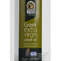 Оливковое масло первого отжима MINERVA (0,250л,0.5л)