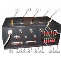 Блок управління для верстата плазмового різання універсальний