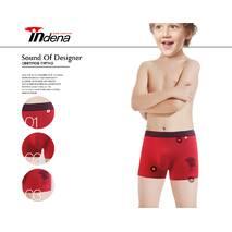 Подростковые стрейчевые шорты  на мальчика МАРКА  «INDENA»  Арт.85511