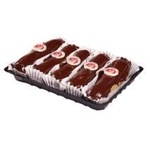 Тістечко заварне «Еклер шоколадний» заморожене