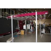 Склопакетне виробництво Lisec 2014 год