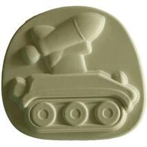 Гипсовая детская игрушка Ракетная установка