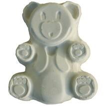 Іграшка з гіпсу Ведмедик
