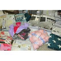 Постель, полотенца, предметы домашнего обихода