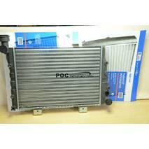 Радиатор охлаждения 2107 (алюм) (б/датчика) АвтоВАЗ (ОАТ,ДААЗ)