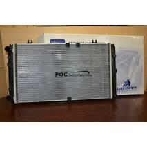 Радиатор охлаждения 1118 SPORT (алюм-паяный) (LRc 0118b) ЛУЗАР