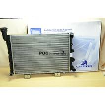 Радиатор охлаждения 21073 (алюм) (LRc 01073) ЛУЗАР