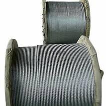Канат сталевий, діаметр 6,4 мм
