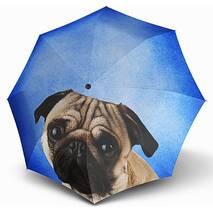 Женский зонт  Doppler Мопс ART (полный автомат), арт. 746157-10